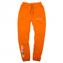 덕다이브() [DUCKDIVE]FOOTBALL J0GGER PANTS-ORANGE