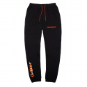 덕다이브() [DUCKDIVE]FOOTBALL J0GGER PANTS-BLACK