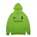 덕다이브() [DUCKDIVE]FOOTBALL HOODIE-GREEN