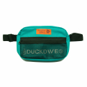 덕다이브() [DUCKDIVE]D/ER cross bag-BLUEGREEN