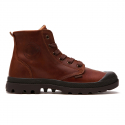 팔라디움(PALLADIUM) PAMPA HI LEATHERCHOCOLATE