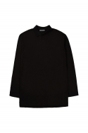 페매니쉬(FEMANISH) Wide Sleeve PK-T_Black