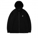 Classic Club Zip-up 2109 Black