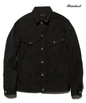 디아프바인(DIAFVINE) DV. LOT495 DENIM TRUCKER JKT TYPE.3 -BLACK-