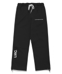 엘엠씨() LMC EMB SWEAT PANTS black