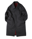 INDIGO SALT DUSTER COAT