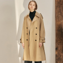 B TRENCH COAT_BE