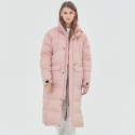 스테레오 바이널즈(STEREO VINYLS) [AW17] Bench Long Down Parka(Pink)
