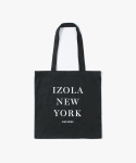 아이졸라(IZOLA) IZOLA New York Tote Bag - Black