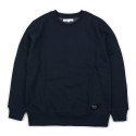로커드(LOKWARD) HEAVY STANDARD SWEAT SHIRT (NAVY)