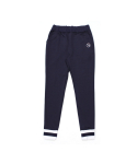 토피(TOFFEE) STRIPE JOGGER PANTS (NAVY)