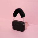 [조셉앤스테이시] OZ Mini Square Bag Chic Black