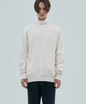 더 티셔츠 뮤지엄(THE T-SHIRT MUSEUM) 17aw standard sweatshirt [ivory]