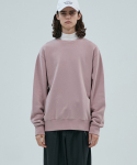더 티셔츠 뮤지엄(THE T-SHIRT MUSEUM) 17aw standard sweatshirt [pink]