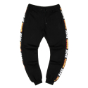 네스티킥() [NSTK] FLAME FURY SWEAT PANTS (BLK)