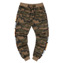 네스티킥() [NSTK] FLAME FURY SWEAT PANTS (CAMO)