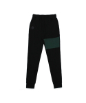 COLORATION JOGGER PANTS (BLACK)