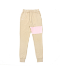 토피(TOFFEE) COLORATION JOGGER PANTS (BEIGE)