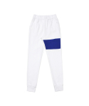 COLORATION JOGGER PANTS (WHITE)