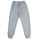 스탠다드커브(STANDARD CURVE) STV. 17 FONT LOGO SWEAT PANTS GRAY