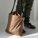 active unisex bucket bag - khaki color