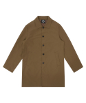 T37F WINDBREAKER COAT (BROWN)
