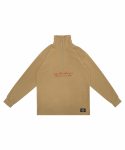 트라이투톡(TRYTOTALK) T37F CALLIGRAPHY ZIP UP (BEIGE)