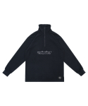 트라이투톡(TRYTOTALK) T37F CALLIGRAPHY ZIP UP (NAVY)
