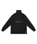 트라이투톡(TRYTOTALK) T37F CALLIGRAPHY ZIP UP (BLACK)