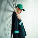 IZRO X BORN CHAMPS I.B CAP - GREEN