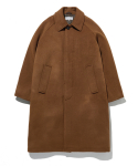 라이풀() MELTON SOUTIEN COLLAR COAT camel