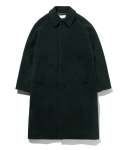 라이풀() MELTON SOUTIEN COLLAR COAT dark green