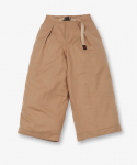 WOOL BAGGY PANTS CHINO