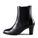 스틸몬스터(STEAL MONSTER) Meryl Ankle Boots SCE034-BK