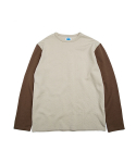 빅웨이브 컬렉티브(BIGWAVE COLLECTIVE) URBANE LONG TS BROWN