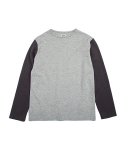 빅웨이브 컬렉티브(BIGWAVE COLLECTIVE) URBANE LONG TS GREY