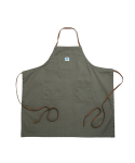 빅웨이브 컬렉티브(BIGWAVE COLLECTIVE) EVERYDAY NEED APRON KHAKI BROWN