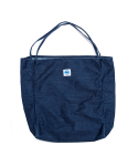 빅웨이브 컬렉티브(BIGWAVE COLLECTIVE) OCEAN TOTE BAG DENIM