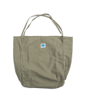 빅웨이브 컬렉티브(BIGWAVE COLLECTIVE) OCEAN TOTE BAG KHAKI