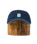 빅웨이브 컬렉티브(BIGWAVE COLLECTIVE) WASH DENIM BALL CAP B