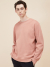 PINK DOUBLE SIDED PK SWEATSHIRT