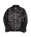 2ND TYPE LEATHER JACKET