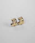 스노우문(SNOWMOON) Retomar Earring (Gold)