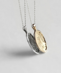 Retomar Necklace (Silver/Gold)
