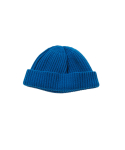 왓에버위원트(WHATEVERWEWANT) [UNISEX] WOOL 100 BEANIE [BLUE]
