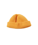 왓에버위원트(WHATEVERWEWANT) [UNISEX] WOOL 100 BEANIE [YELLOW]