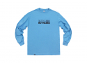 LONG SLEEVE TEE / CAROLINA BLUE