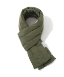 유니폼브릿지(UNIFORM BRIDGE) light down muffler khaki