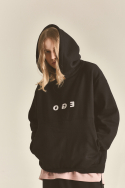 페매니쉬(FEMANISH) Ego Big Pocket Hoody_Black