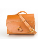 Tassel Shoulder Bag (No.1) (Tan)